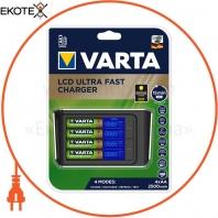 Зарядное устройство VARTA LCD ULTRA FAST CHARGER
