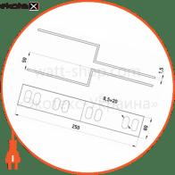двобічна редукція легка 100х80 мм