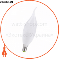 Светодиодная лампа Feron LB-97 CF37 7W E14 4000K 25721