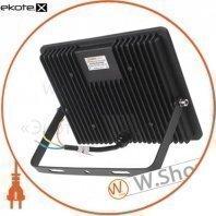 прожектор светодиодный евросвет 50вт 6400к ev-50-504 pro 4500лм