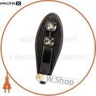 Світильник світлодіодний консольний ЕВРОСВЕТ 100Вт 6400К ST-100-04 9000Лм IP65
