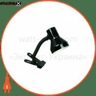 світильник настільний TF-04 60Вт E27 чорний