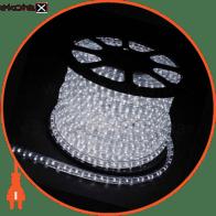 Дюралайт LED 2WAY 13мм верт. белый 7000К (36 led/m) светодиодный