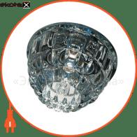 Встраиваемый светильник Feron JD68 прозрачный прозрачный 18955