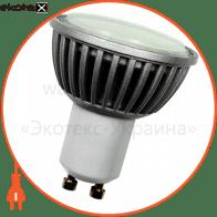 Лампа светодиодная e.save.LED.GU10F.GU10.4.4200, под патрон GU10, 4Вт, 4200К