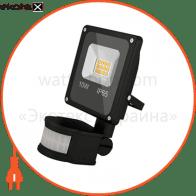 Прожектор светодиодный Litejet SL-10S с ИКД 10W 6500К   B-LF-0625