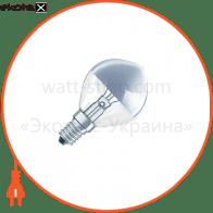 Лампа накаливания декоративная  SPC.MIRROR P SILV 40 W E14