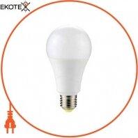 Лампа светодиодная e.LED.lamp.A70.E27.15.3000, 15Вт, 3000К
