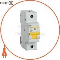 Автоматический выключатель ВА47-150 1Р 63А 15кА D IEK