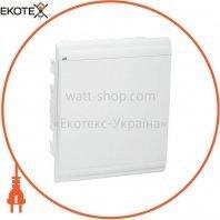 Бокс ЩРВ-П-24 модуля встраиваемый пластик IP41 PRIME белая дверь IEK