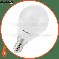 Лампа светодиодная ENERLIGHT P45 6Вт 4100K E14
