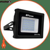 Светодиодный прожектор Feron LL-530 30W  30072