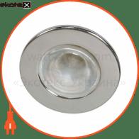 Встраиваемый светильник Feron 2746 хром 14003