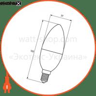 "LED-CL-08143(D) Eurolamp светодиодные лампы eurolamp eurolamp led лампа еко серія ""d"" cl 8w e14 3000k (50)"