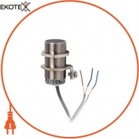 Индуктивный датчик M30, длина 62мм, латунь, sn 15мм, 12…48В пост.ток, кабель 10м