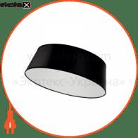 декоративний корпус на світильник світлодіодний fha-03 fabric bk 460*155 комплектующие для светильников Maxus 1-FHA-03-BK