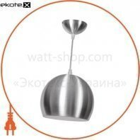 Светильник потолочный WC 0911-01 алюминий