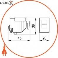 Enext i0040001 расцепитель минимального напряжения e.industrial.ukm.60.qy.380, 380в