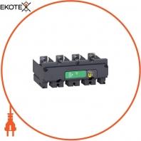 energy sensor, PowerTag Monoconnect, 250 A, 3P+N
