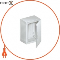Floor standing enclosure polyester vers.PLA completely sealed 500x500x320 IP65