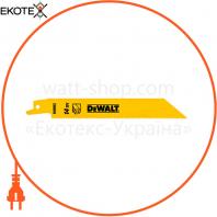 Полотно пильное биметаллическое DeWALT DT2361