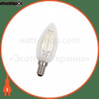 Світлодіодна лампа DELUX BL37B  4W 2700K Е14