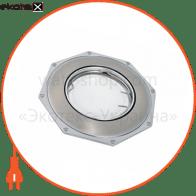 светильник точечный поворотный DELUX HDL16137R 50Вт G5.3 титан-хром