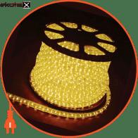 Светодиодный дюралайт Feron LED 3WAY  желтый 26068