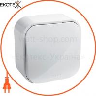 1-клавишный выключатель Legrand Forix 10A Белый (782400)