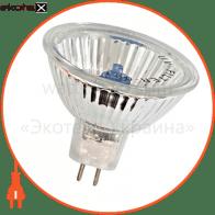 Лампа галогенна, MR-16 12V35W С/C супер біла (super white blue)