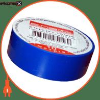 Ізолента e.tape.pro.20.blue із самозгасаючого ПВХ, синя (20м)