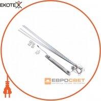 Ремкомплект LED лент4х9W с драйвером для Opal/Prismatic 6400K
