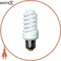 Лампа энергосберегающая e.save.screw.E27.60.4200, тип screw, патрон Е27, 60W, 4200 К