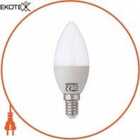 Лампа свеча SMD LED 8W 6400K E27 800Lm 175-250V