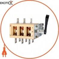 Выключатели-разъединитель e.VR32.P400 перекидной 400А (37В71250)