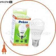 лампа светодиодная DELUX BL60 10 вт 4100K Е27 белый
