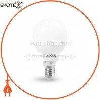 Светодиодная лампа Feron LB-745 6W E14 2700K