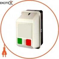 Электромагнитный пускатель e.industrial.ukq.9mb, 9А, 400V
