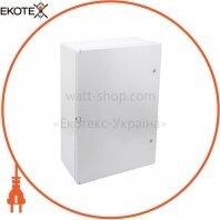 Корпус пластиковый ЩМПп 700х500х250мм УХЛ1 IP65 IEK