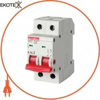 Enext p008012 выключатель нагрузки на din-рейку e.is.2.125, 2р, 125а
