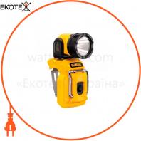 Ліхтар світлодіодний акумуляторний DeWALT DCL510N
