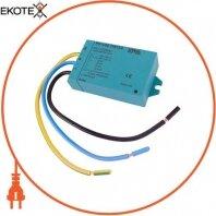 УЗИП e.PO I LED 230V/12,5kA класс I+ II+III, 1 полюс + N-PE для LED освещения