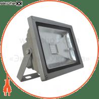 прожектор led_alfa_20w_6500к_сірий_rgb_контролер светодиодные светильники optima Optima 8250