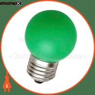 LB-37 G45 230V 1W E27 зелёная