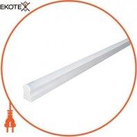 Светильник светодиодный линейниый, накладной e.LED.сh.T5A600.8.5400, 8Вт, 5400К