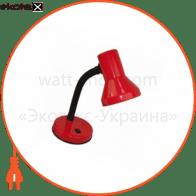 світильник настільний TF-05 60Вт E27 червоний