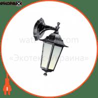 світильник садово-парковий PALACE A02 60Вт Е27 черный-серебро