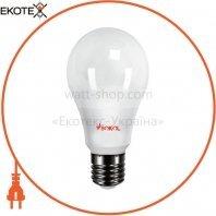 Светодиодная LED лампа A60 10w 220В E27 4100К Sokol