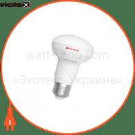 Лампа светодиодная R63 LR-11 8W E27 2700K алюмопл. корп. A-LR-0722
