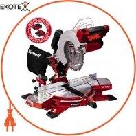 Пила торцева акумуляторна TE-MS 18/210 Li-Solo
